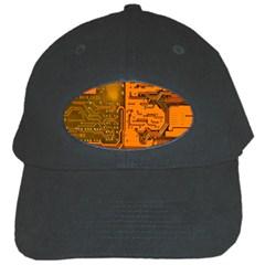 Circuit Black Cap