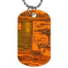 Circuit Dog Tag (Two Sides)