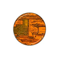 Circuit Hat Clip Ball Marker (10 Pack)