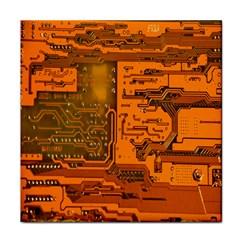Circuit Face Towel