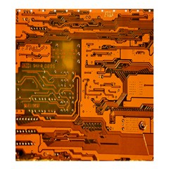 Circuit Shower Curtain 66  x 72  (Large)