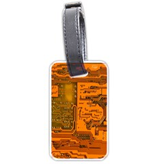 Circuit Luggage Tags (Two Sides)