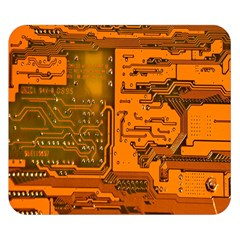 Circuit Double Sided Flano Blanket (Small)