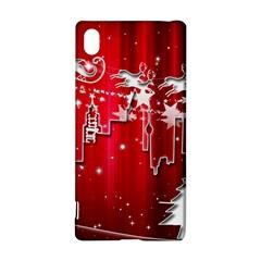City Nicholas Reindeer View Sony Xperia Z3+