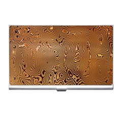 Circuit Board Pattern Business Card Holders