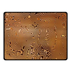 Circuit Board Pattern Fleece Blanket (Small)