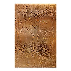 Circuit Board Pattern Shower Curtain 48  x 72  (Small)