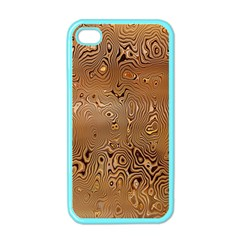 Circuit Board Pattern Apple iPhone 4 Case (Color)