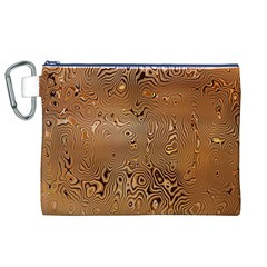 Circuit Board Pattern Canvas Cosmetic Bag (XL)