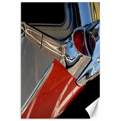 Classic Car Design Vintage Restored Canvas 20  x 30