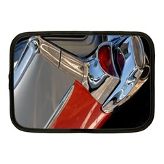 Classic Car Design Vintage Restored Netbook Case (Medium)