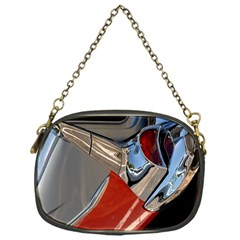 Classic Car Design Vintage Restored Chain Purses (One Side)
