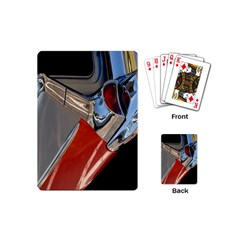 Classic Car Design Vintage Restored Playing Cards (Mini)