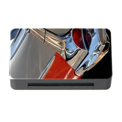 Classic Car Design Vintage Restored Memory Card Reader with CF