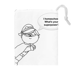 Super Drawstring Pouches (extra Large)