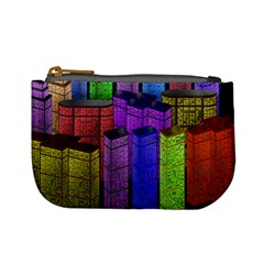 City Metropolis Sea Of Light Mini Coin Purses