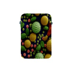 Colorized Pollen Macro View Apple iPad Mini Protective Soft Cases