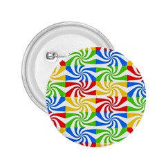 Colorful Abstract Creative 2.25  Buttons