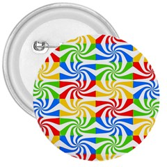 Colorful Abstract Creative 3  Buttons