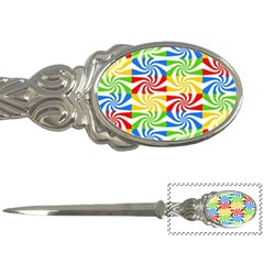 Colorful Abstract Creative Letter Openers