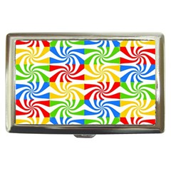 Colorful Abstract Creative Cigarette Money Cases