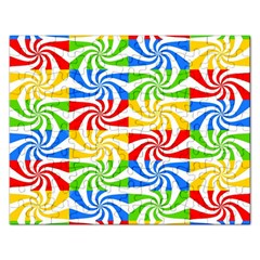Colorful Abstract Creative Rectangular Jigsaw Puzzl