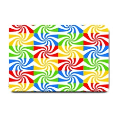 Colorful Abstract Creative Small Doormat