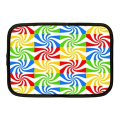 Colorful Abstract Creative Netbook Case (Medium)