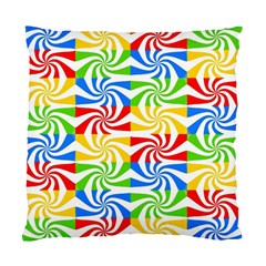 Colorful Abstract Creative Standard Cushion Case (one Side)
