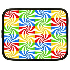 Colorful Abstract Creative Netbook Case (xxl)