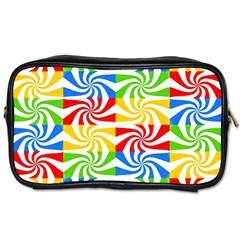 Colorful Abstract Creative Toiletries Bags
