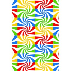 Colorful Abstract Creative 5.5  x 8.5  Notebooks
