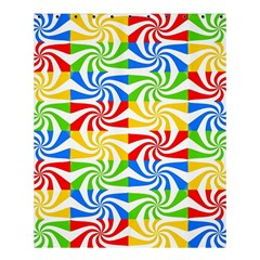 Colorful Abstract Creative Shower Curtain 60  x 72  (Medium)