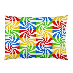 Colorful Abstract Creative Pillow Case (Two Sides)
