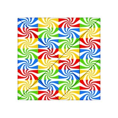 Colorful Abstract Creative Acrylic Tangram Puzzle (4  x 4 )