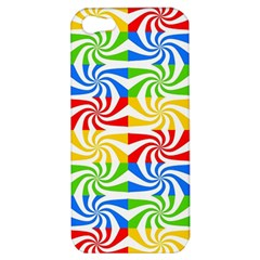Colorful Abstract Creative Apple Iphone 5 Hardshell Case