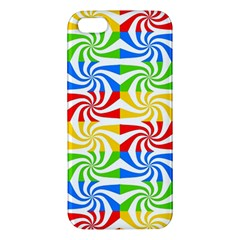 Colorful Abstract Creative Apple iPhone 5 Premium Hardshell Case