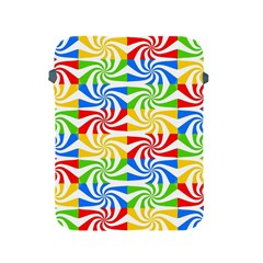 Colorful Abstract Creative Apple iPad 2/3/4 Protective Soft Cases