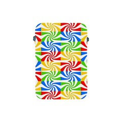 Colorful Abstract Creative Apple iPad Mini Protective Soft Cases