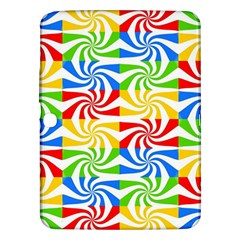 Colorful Abstract Creative Samsung Galaxy Tab 3 (10.1 ) P5200 Hardshell Case