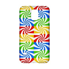 Colorful Abstract Creative Samsung Galaxy S5 Hardshell Case