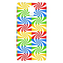 Colorful Abstract Creative Galaxy Note 4 Back Case