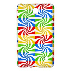 Colorful Abstract Creative Samsung Galaxy Tab 4 (7 ) Hardshell Case
