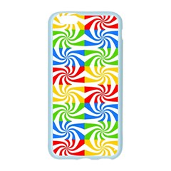 Colorful Abstract Creative Apple Seamless iPhone 6/6S Case (Color)