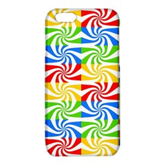 Colorful Abstract Creative iPhone 6/6S TPU Case