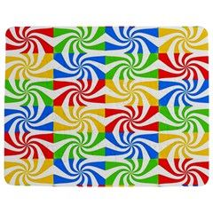 Colorful Abstract Creative Jigsaw Puzzle Photo Stand (Rectangular)