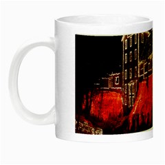 Clifton Mill Christmas Lights Night Luminous Mugs