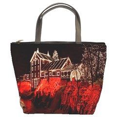 Clifton Mill Christmas Lights Bucket Bags