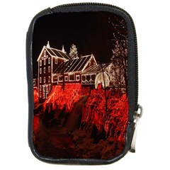 Clifton Mill Christmas Lights Compact Camera Cases