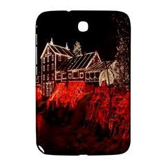 Clifton Mill Christmas Lights Samsung Galaxy Note 8 0 N5100 Hardshell Case